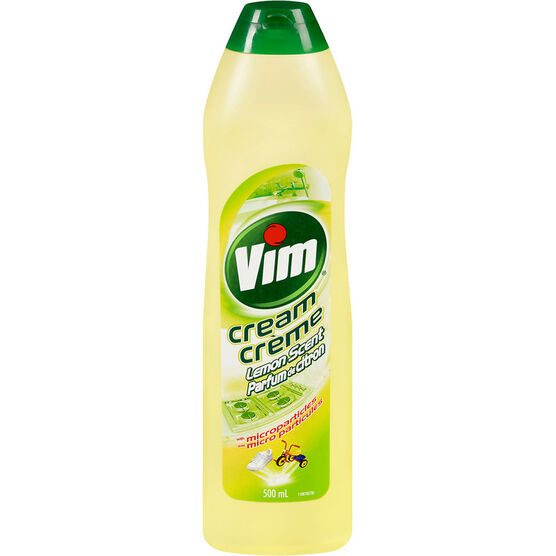 Vim Cream Cleanser - Lemon - 500ml