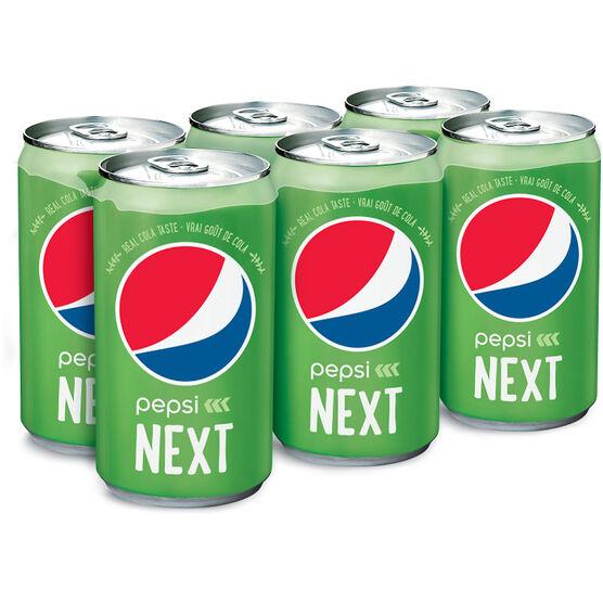 Pepsi Next - 6 x 222mL