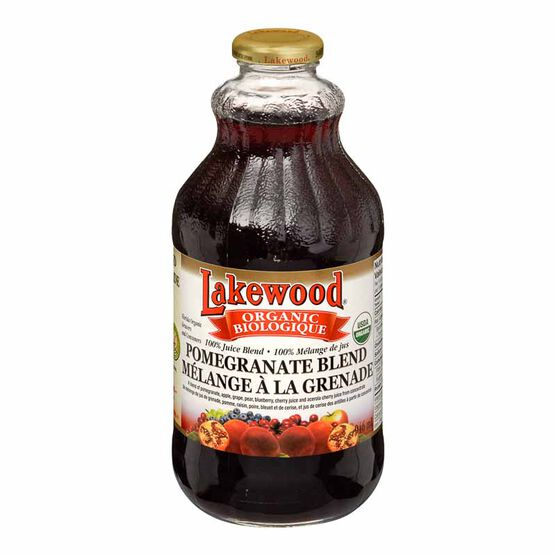 Lakewood Organic Pomegranate Blend Juice - 946 ml