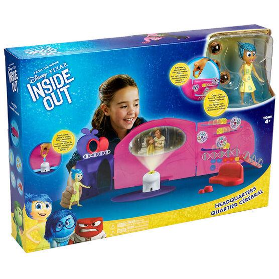 Disney - Pixar Inside Out Headquarters