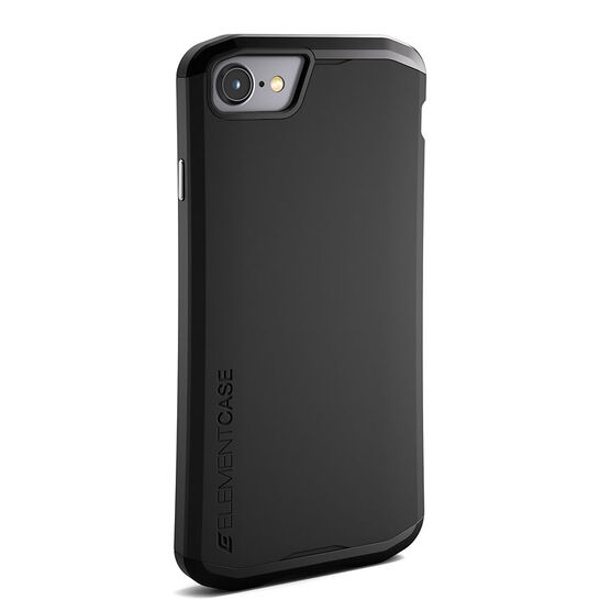 STM Element Case Aura for iPhone 7 - Black - EMT322100DZ01