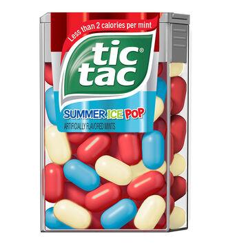 Tic Tac Summer Ice Pops - 49's