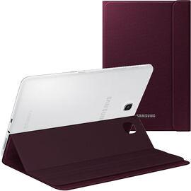 Samsung Book Cover for Galaxy Tab A 8.0 - Velvet Wine - EF-BT350WQEGCA