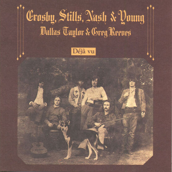 Crosby Stills Nash & Young - Deja Vu - CD