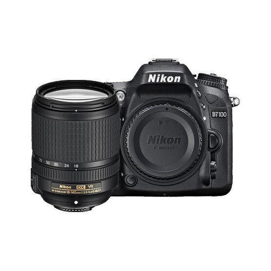Nikon D7100 with 18-140mm VR Lens - 33871