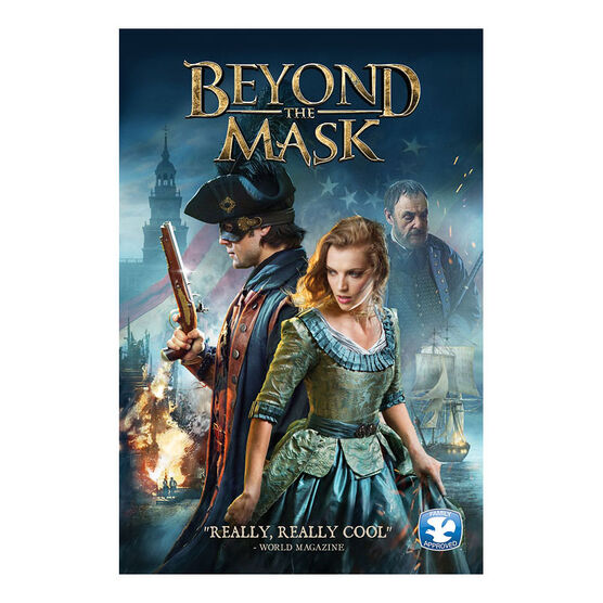 Beyond The Mask - DVD