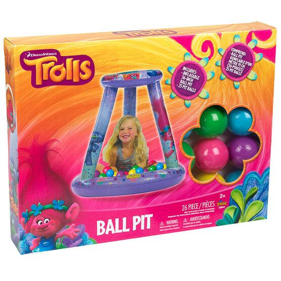 DreamWorks Trolls Ball Pit