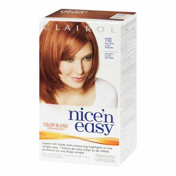 clairol nice 39 n easy 110 natural light auburn london drugs. Black Bedroom Furniture Sets. Home Design Ideas