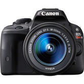 Canon EOS Rebel SL1 with EF-S 18-55mm IS Lens