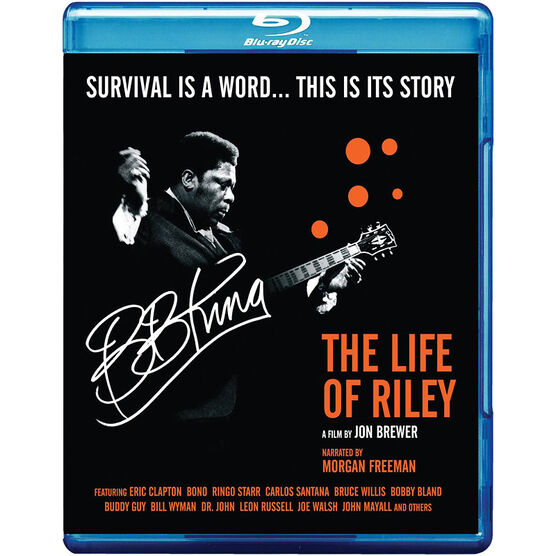 B.B. King: Life of Riley - Blu-ray