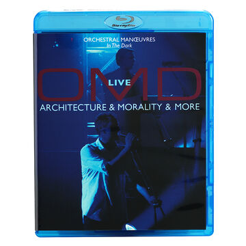 Orchestral Manoeuvres In The Dark - Architecture & Morality & More - Blu-ray