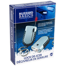 Blizzard Basics Lock De-Icer