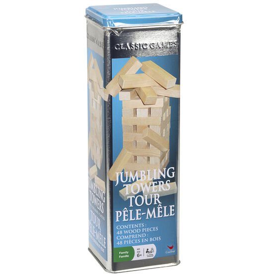 Jumbling Tower - 48 Pieces - 202T