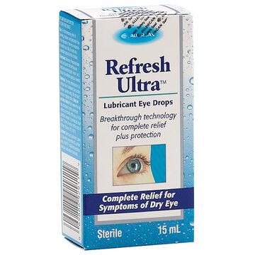 Allergan Refresh Ultra Lubricant Eye Drop - 15ml