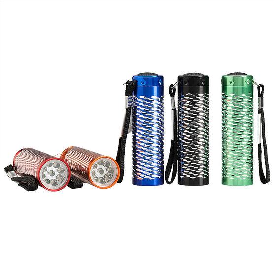Techno LED Flashlight - Assorted