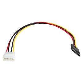 Certified Data SATA 4P-15P Cable - 30 cm -  GSATA-415-30