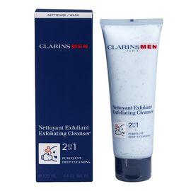 ClarinsMen Exfoliating Cleanser - 125ml