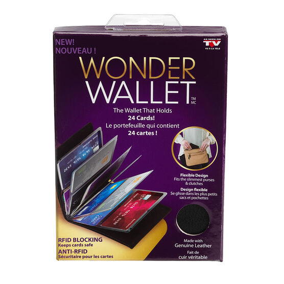 Supertek Wonder Wallet - Assorted