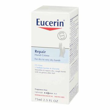 Eucerin 5% Urea Hand Cream - 75ml