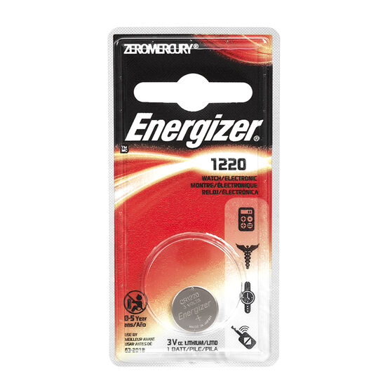 Energizer Lithium Battery - ECR1220BP