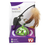 SmartyKat Feather Cat Toy - Assorted - 09621
