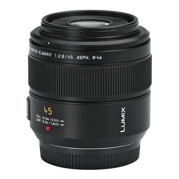 Panasonic Leica DG 45mm f/2.8 Macro-Elmarit Lens