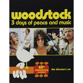 Woodstock: 40th Anniversary Limited Edition - Blu-ray