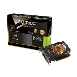ZOTAC GeForce GTX 750 Ti Graphics Card - 2 GB - ZT-70605-10H