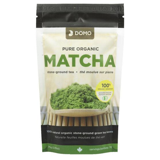 Domo Pure Organic Matcha - 75g