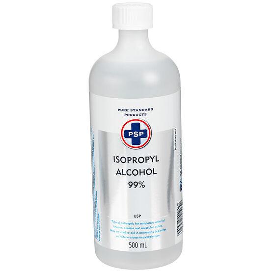 PSP Isopropyl Alcohol 99% - 500ml | London Drugs