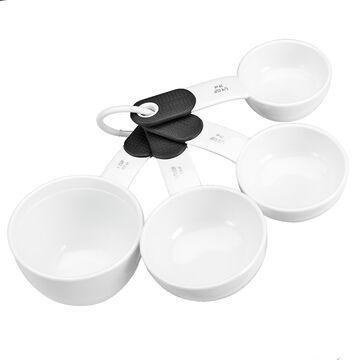 KitchenAid Measuring Cups - White - Set of 4