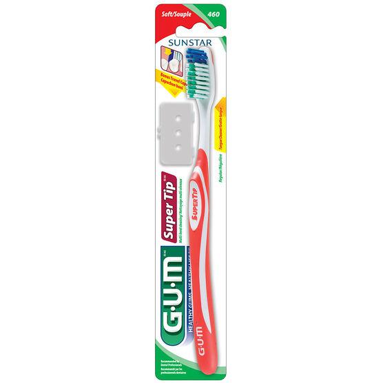 G.U.M. Super Tip Full Head Toothbrush - Soft
