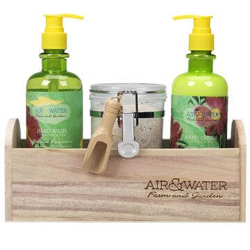 Air&Water Farm and Garden Spa Gift Set