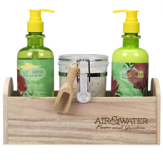 Air&Water Farm and Garden Spa Gift Set