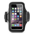 Belkin Slim-Fit Plus Armband for iPhone 6/6s - Black - F8W499BTC00