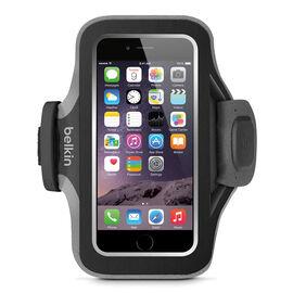 Belkin Slim-Fit Plus Armband for iPhone 6/6s - Black - F8W499BTC00