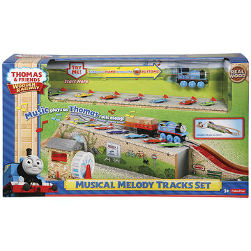 Fisher-Price Thomas & Friends Wooden Railway - Musical Melody Track Set