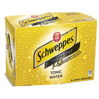 Schweppes Tonic Water - 12 pack