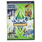 PC EA Sims 3 Town Life Stuff