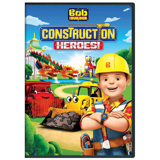 Bob The Builder: Construction Heros! - DVD