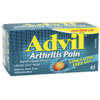 Advil Arthritis Pain Liqui-Gels - 45's