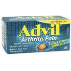 Advil Arthritis Pain Liqui-Gels - 45's