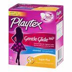 Playtex Gentle Glide Tampons - 18's