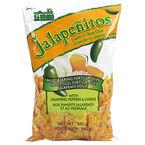 El Sabroso Tortilla Chips - Jalapenitos - 340g