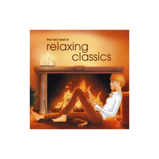 The Very Best of Relaxing Classics featuring Various Artists - CD