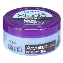 L'Oreal Studio Line Special Effects Architect Wax Water Based Wax - 75ml