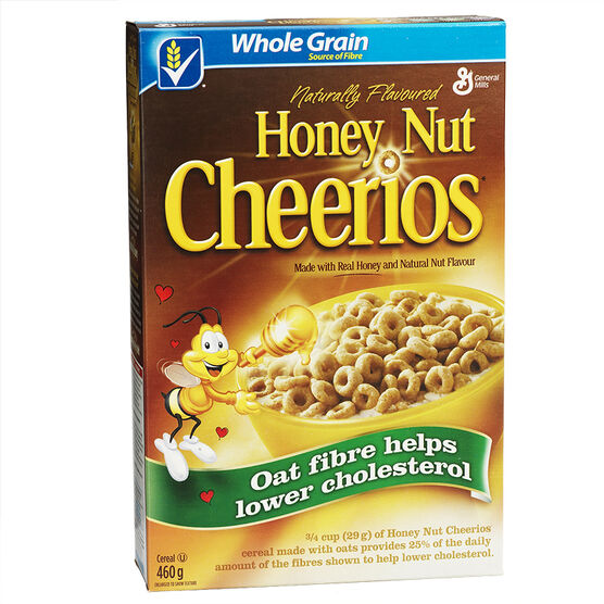Cheerios Honey Nut - 460g