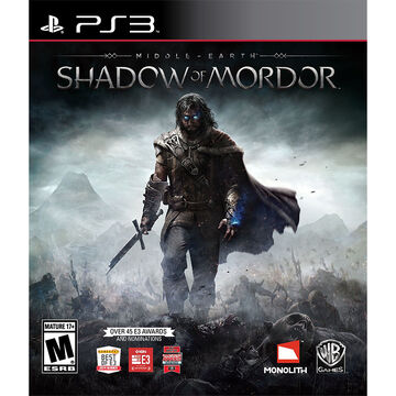 PS3 Middle Earth: Shadow of Mordor
