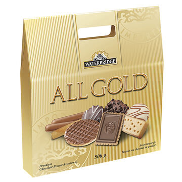 All Gold Biscuits - Assorted - 500g