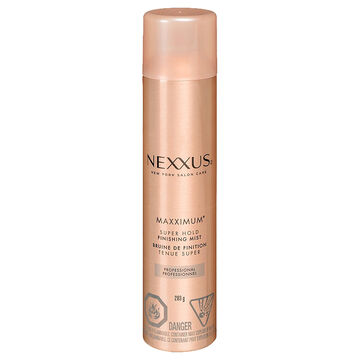 Nexxus Maxximum Super Hold Styling and Finishing Mist - 283g